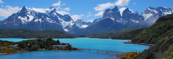 ���Q�ʤ���a����Torres del Paine National Park  Chile