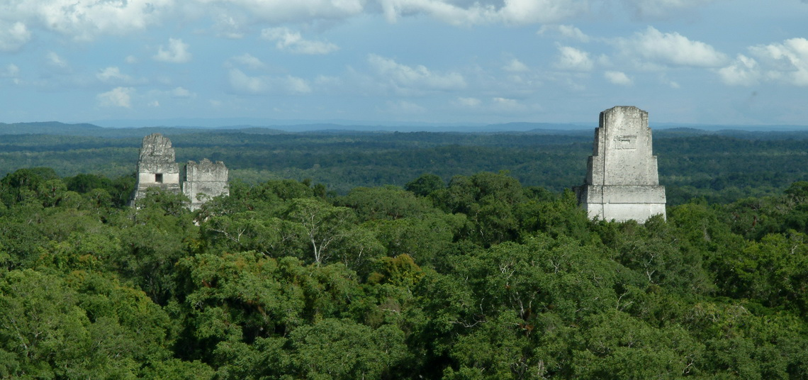 ��������-�ʦa���Ը��d�� Tikal Guatemala