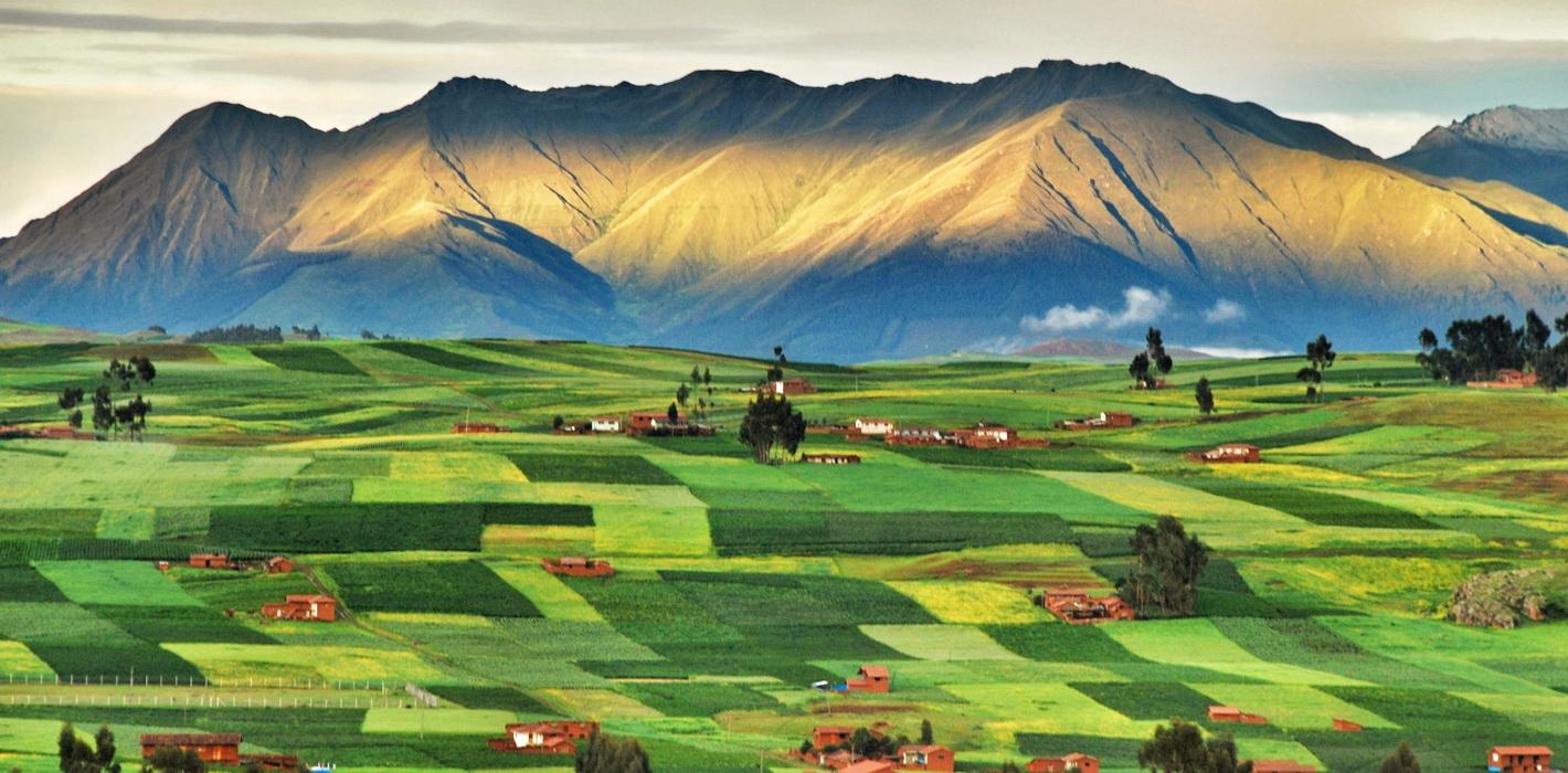 �w����t���ˤ��եж魷�� Chinchero Cusco